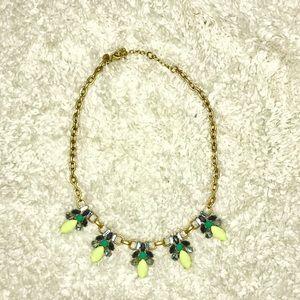 J Crew adjustable necklace